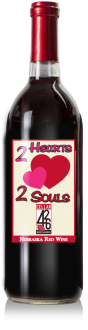 2 Hearts Bottle