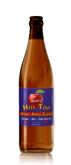 Hill Top Cider Bottle